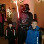 Vader, Portage
