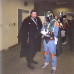 Darth Jax and bounty hunter
