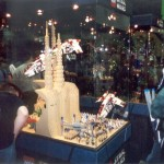 A LEGO diarama