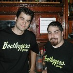 These guys kept the libations flowing all night.
