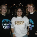 The Ladies of Chicago Force.  Look for their upcoming calendar.
