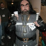 A really great Klingon.