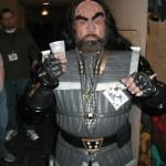 A really great Klingon.