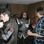 A Klingon and Frank Zappa at the same party?  What are the odds?