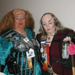 Klingon sisters.