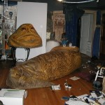 Jabba is beside himself