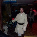 The Legend of Drunken Jedi Master