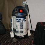 Bartending droid.