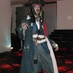 Captain Jack Sparrow approves of Cloud City