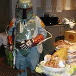 Did the Fett bring in this bounty?