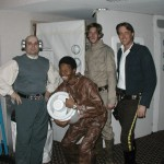 Lobot, ICMG (Ice Cream Maker Guy), Luke, Han