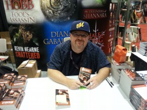Kevin Hearne was awesome!