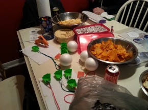 Snacks and Crafts