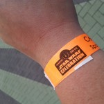 Wristband Aquired!