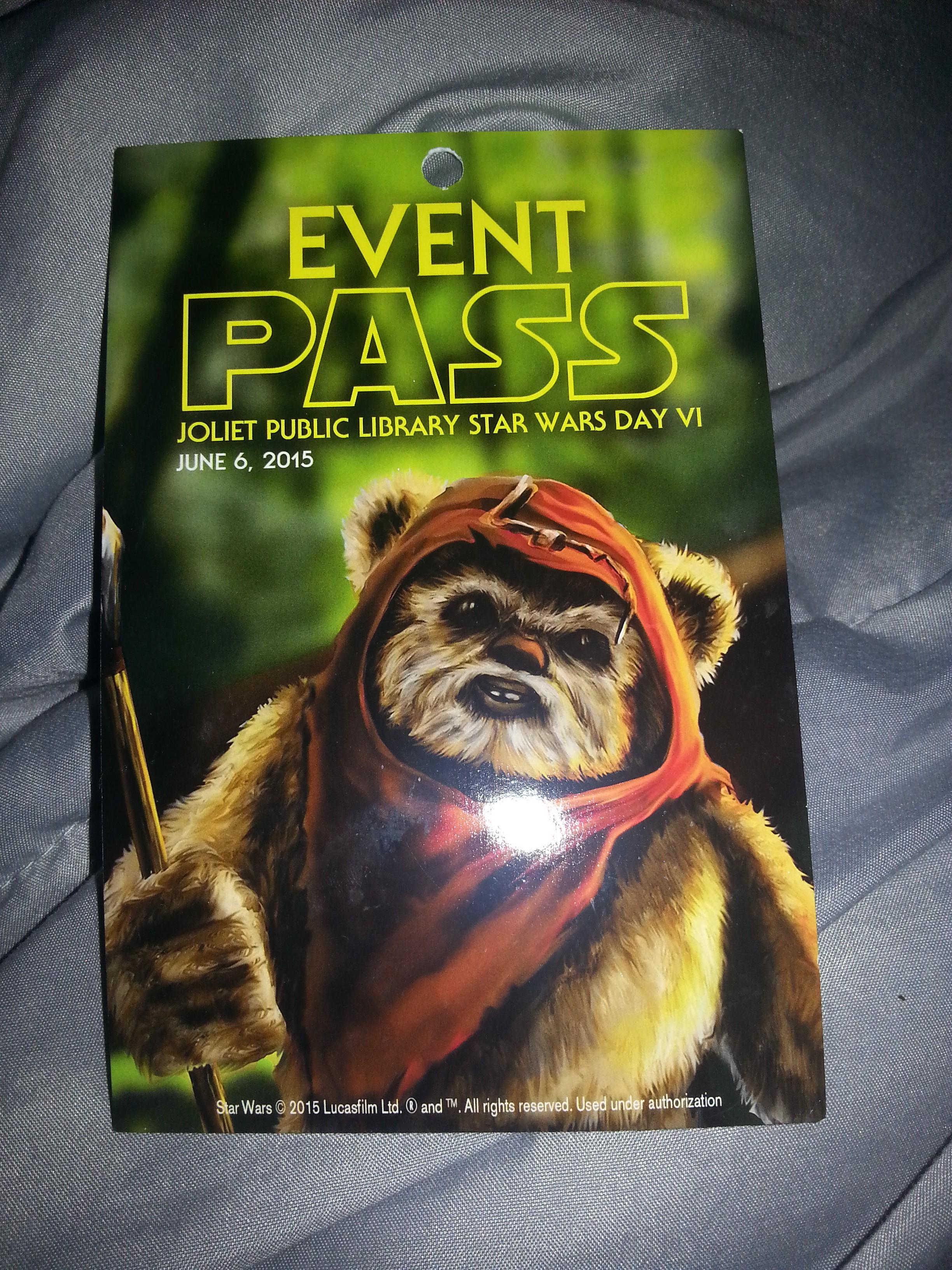 Ewok Pass