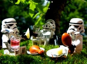 Stormtrooper Picnic