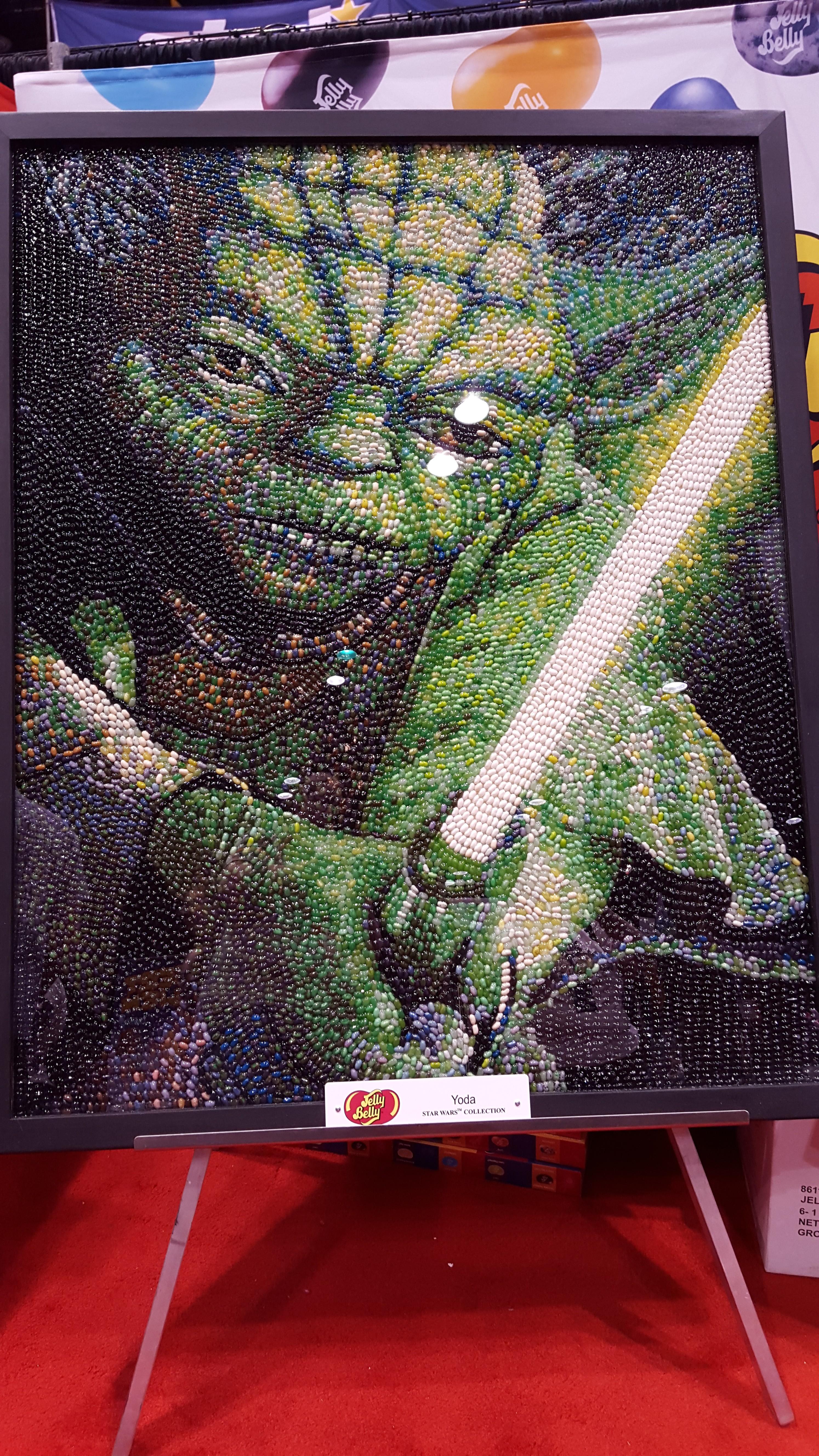 Yoda, Jelly Belly