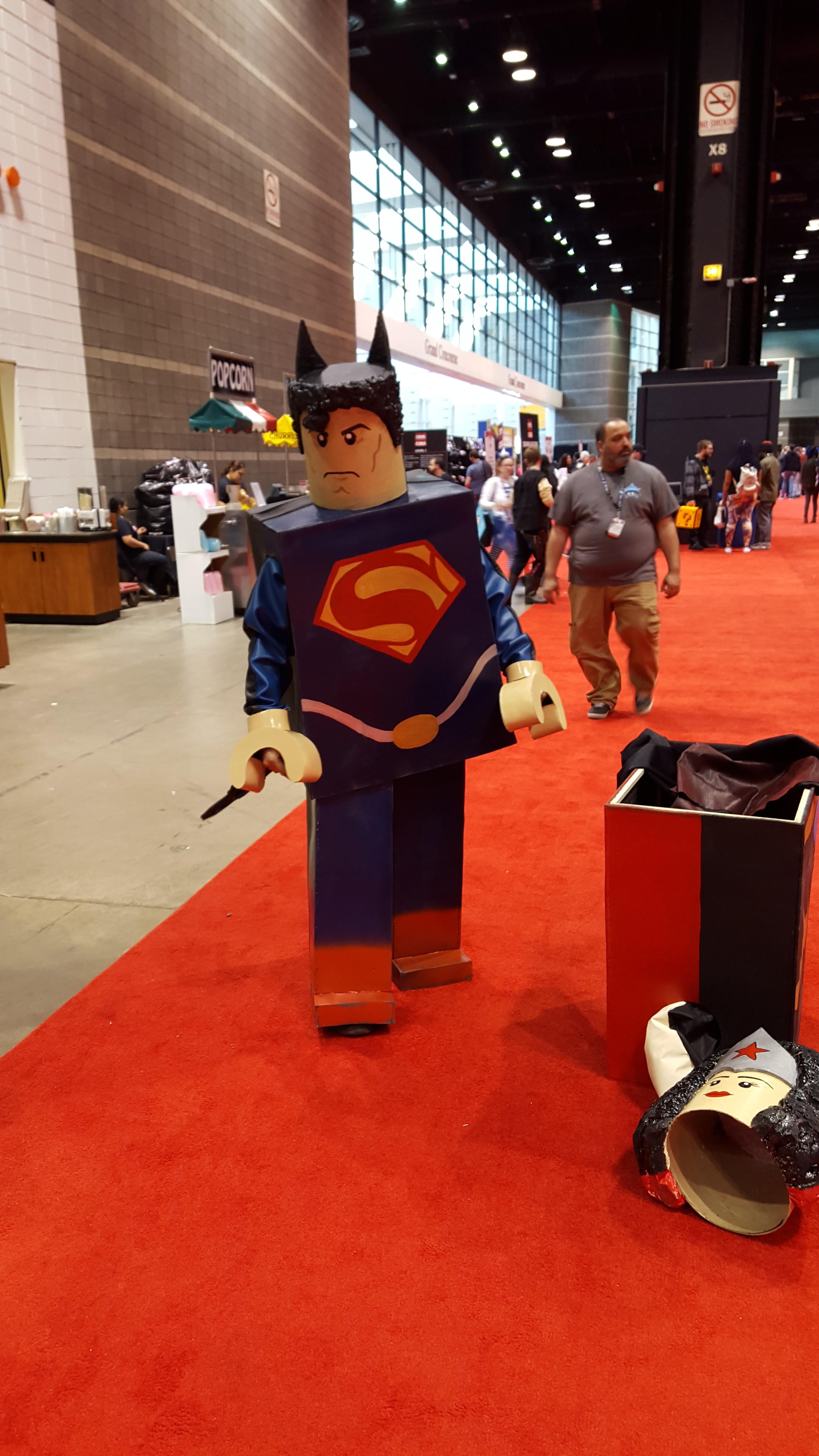 Lego, Superman