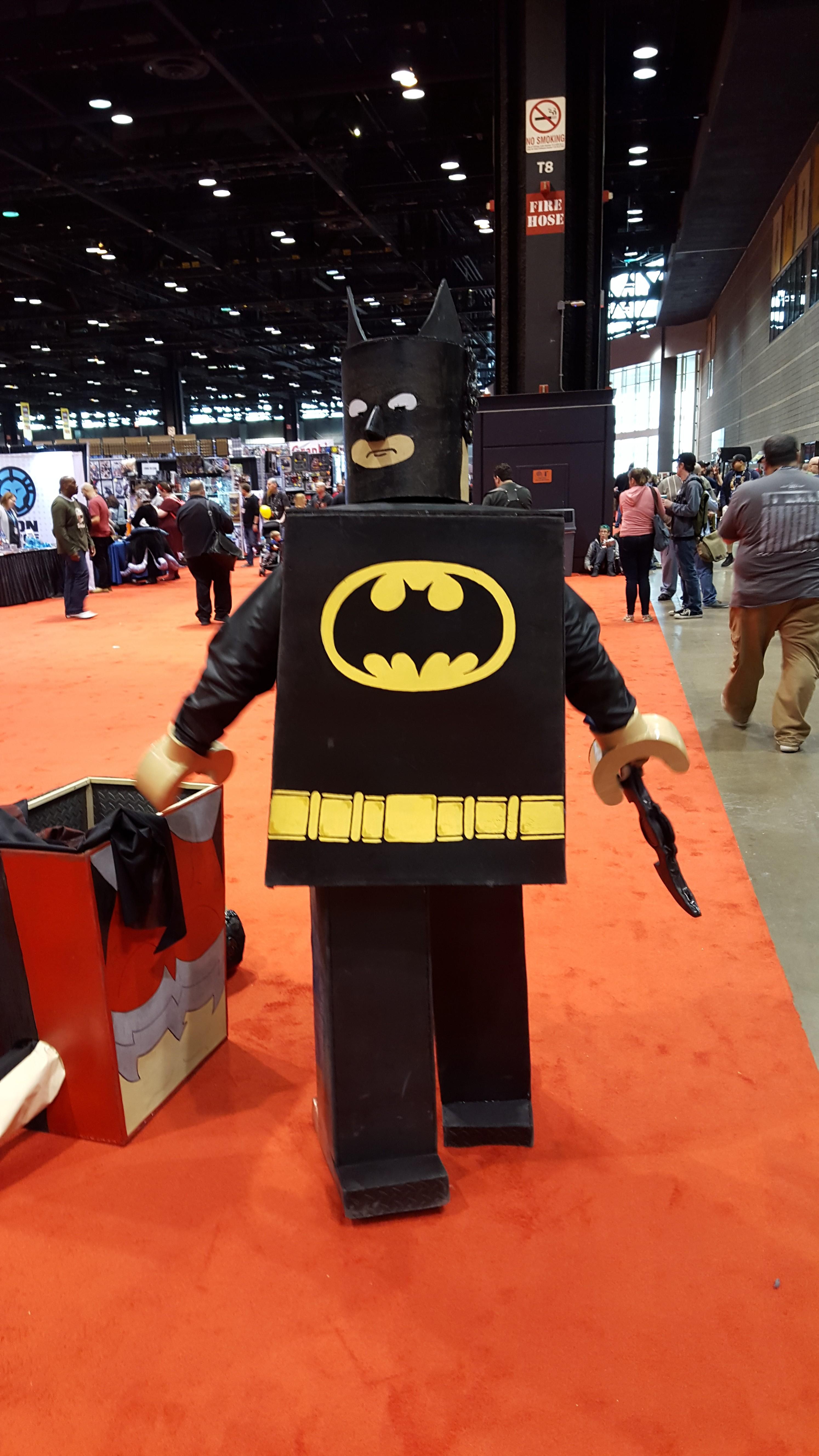 Batman, Lego