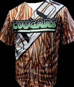 Kane County Cougars, Jersey