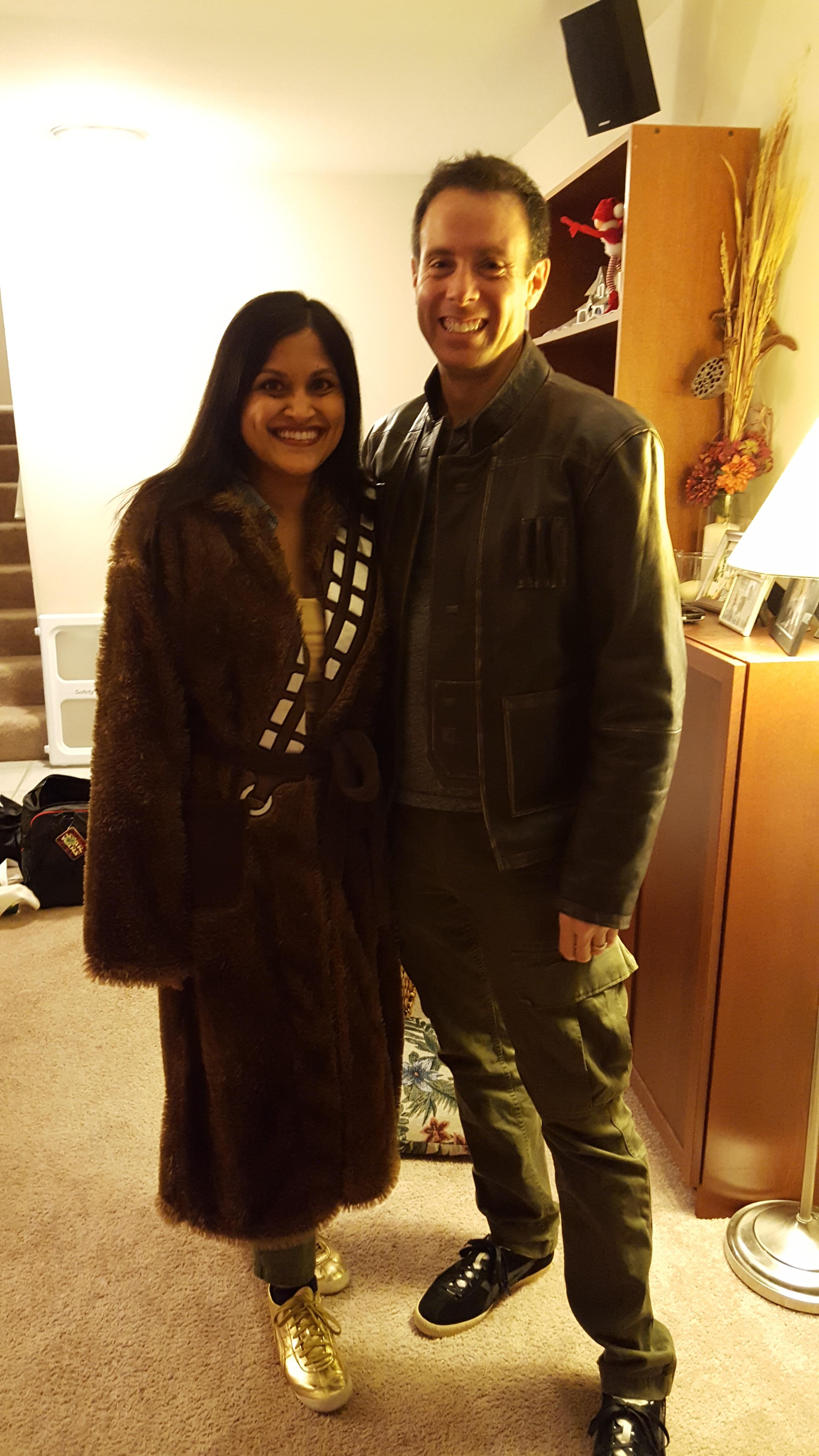 Han, Chewie