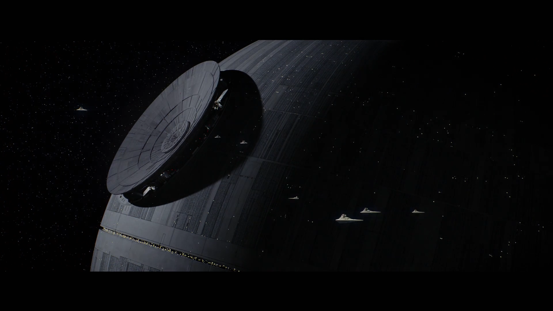 Rogue One, Death Star