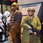Wookiee, Endor, Scout Trooper
