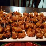bacon...wrapped...tator tots