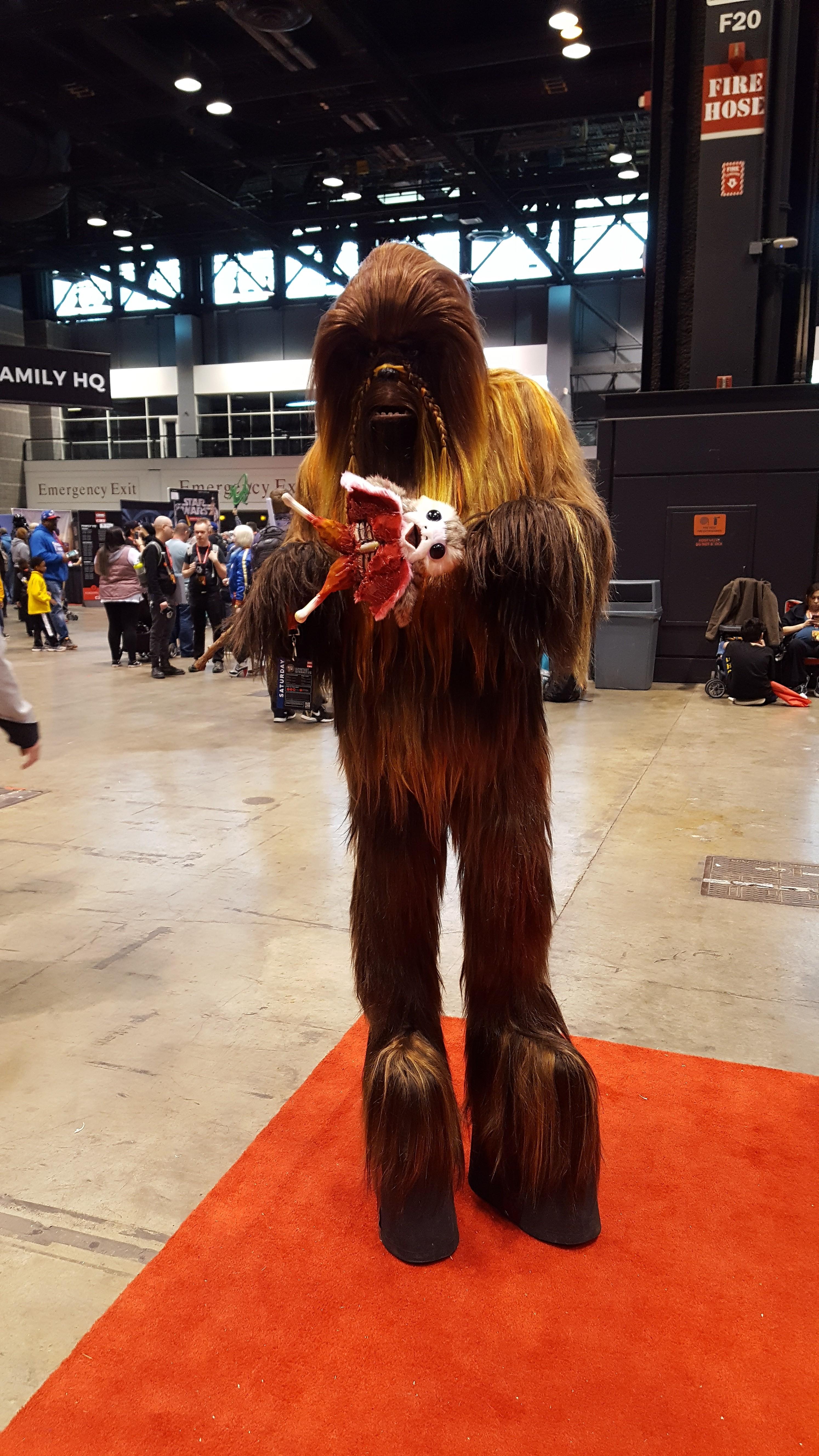 Wookiee, Pork