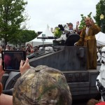Tank, Snoke