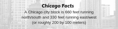 Chicago Facts