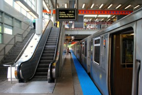 Midway CTA Station