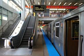 Midway CTA Station